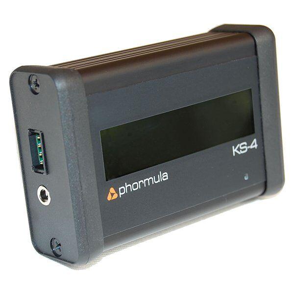 Phormula KS4-Knock Detection