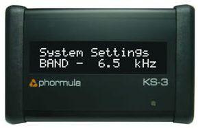 Phormula KS3-Knock Settings